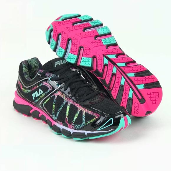 Fila Womens Memory Sprint EVO Running Shoes Sz 10M NWT